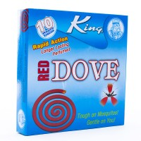 King Coil Red Dove (10 Coils)