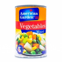 American Garden Mixed Vegetables - 425gm