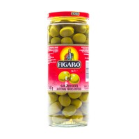 Figaro Green Whole Olives 450g