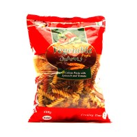 Bake Parlor Pasta Vegetable 3 Color 400g