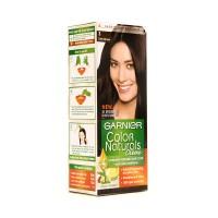 Garnier Color Naturals 3 Hair Color Kit (Dark Brown)