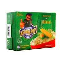 Kernel Pop Popcorn Natural 90g (pack of 3)