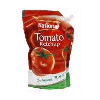 National Tomato Ketchup Pouch 500g