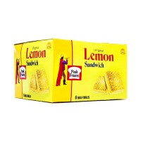 Peek Freans Lemon Sandwitch Half Roll (Pack Of 6)