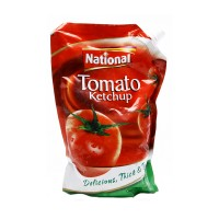National Tomato Ketchup Pouch 1kg