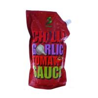 Shezan Sauce Chilli Garlic Pouch 1kg