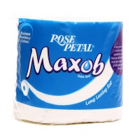 Rose Petal Toilet Roll Single