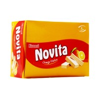 Bisconni Novita Wafers Orange (Pack of 6)