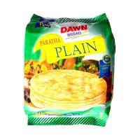 Dawn Frozen Plain Paratha 1600g (Pack Of 20)