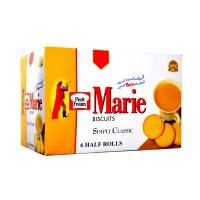 Peek Freans Marie Half Roll (Pack Of 6)