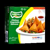 Menu Chicken Vegetable Samosa 480g