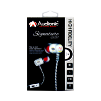 Audionic Signature S-20 Earphones (Grey)