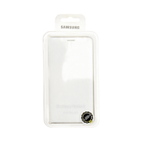 Samsung Galaxy Note 5 Flip Wallet (White)