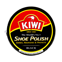 Kiwi Shoe Black Polish 45ml
