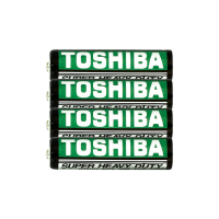 Toshiba Cell AA Green (Pack Of 4)