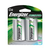 Energizer Cell D Size (Pack Of 2)