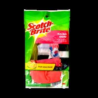 Scotch Brite Kitchen Gloves Medium Pink (1 Pair)