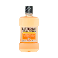 Listerine Cool Citrus Mouth Wash 250ml