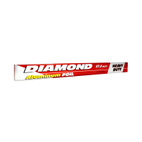 Diamond Aluminum Foil 37.5 Sq.ft.