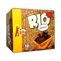 Peek Freans Rio Chocolate Snack Pack (Pack Of 12)