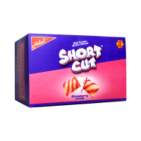 Hilal Short Cut Strawberry (Pack Of 12)