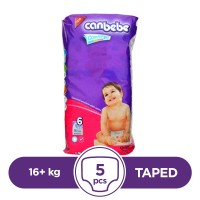Canbebe Taped 16+kg - 5Pcs