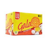 Lu Gala Egg Snack Pack (Pack Of 6)