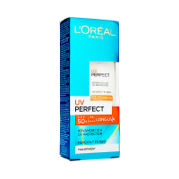 L'Oreal UV Perfect Sunblock SPF-50 30ml