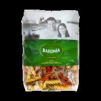 Baronia Fusilli Tricolor 500g