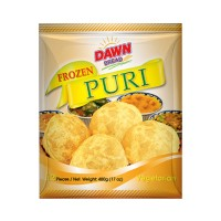 Dawn Frozen Puri (Pack of 10) - 480gm