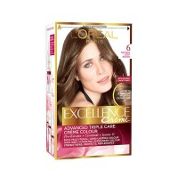 L'Oreal Excellence Hair Color Kit-6 Box