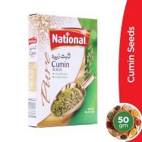 National Cumin Seeds - 50gm