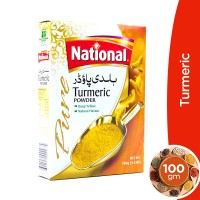 National Turmeric Powder - 100gm